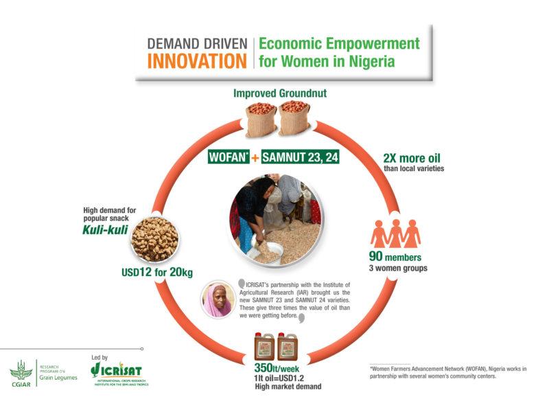 Economic Empowerment for Women in Nigeria