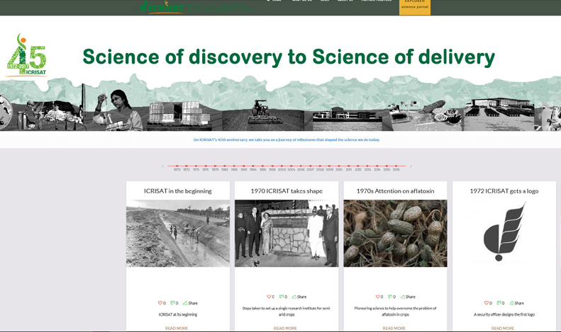 Science of Discovery to Science of Delivery