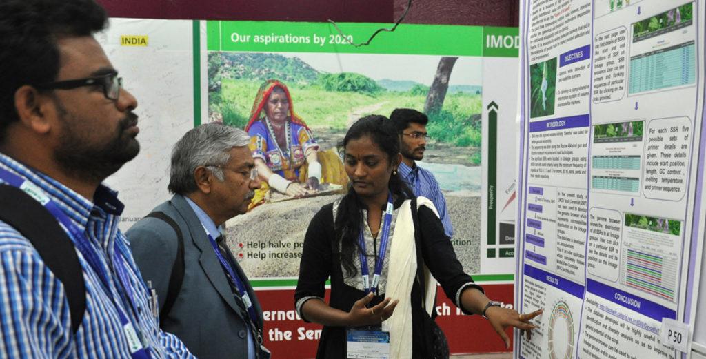 Participants at the workshop.
