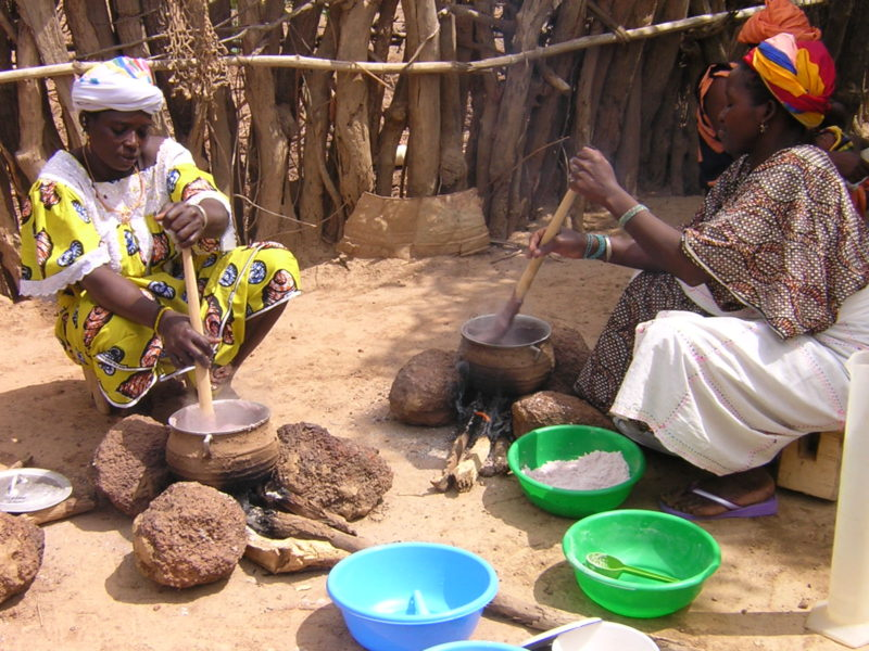 Multiple approaches are required to ensure cereal self-sufficiency and food security in sub-Saharan Africa.