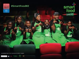 Smart Food TV show announcement
