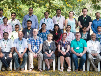 Participants at mini-symposium of University of Leeds and ICRISAT. Photo: ICRISAT.
