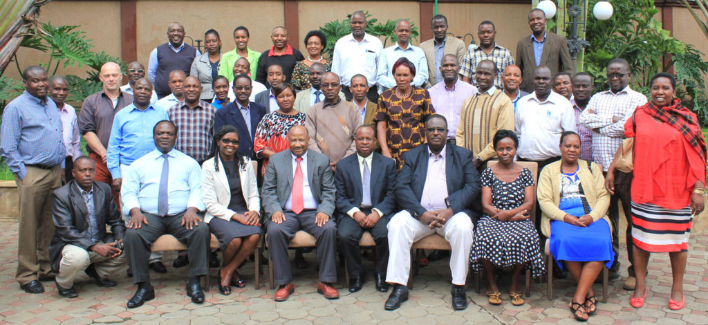 Participants at the workshop. Photo: C Wangari, ICRISAT