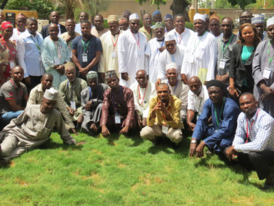 Participants at the workshop. Photo: OC Akerele