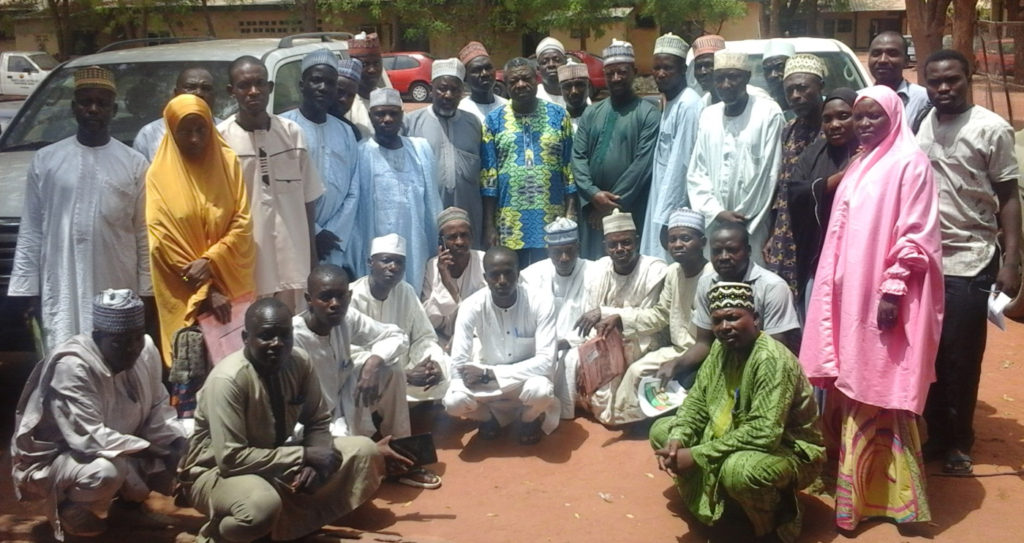 Participants at the workshop held in Sokoto. Photo: L Bala, ICRISAT