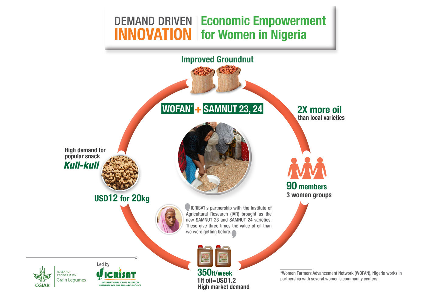 Economic Empowerment for Women in Nigeria