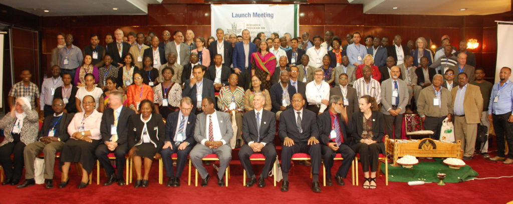 United we stand: participants at the launch of GLDC.