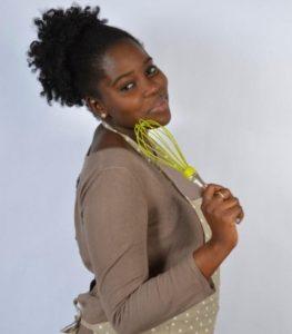 Aissatou M'baye, culinary blogger. Credit: aistoucuisine.com