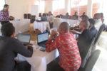 Participants at the Hackathon. Photo: ICRISAT