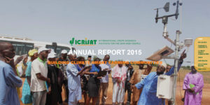 ICRISAT Annual Report 2015