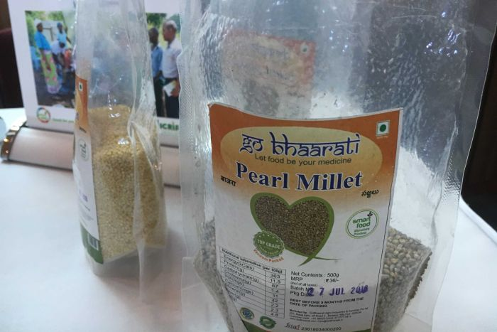 Ms Kane-Potaka is focusing on consumers in her bid to improve the popularity of millet.