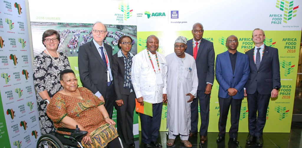 Photo: Courtesy Africa Food Prize