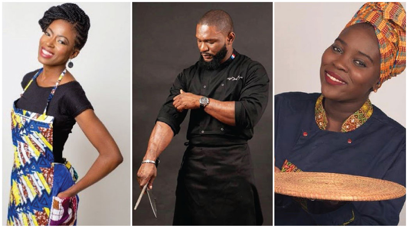 Aistou Cuisine   Collaborating With Celebrity Chefs In London Paris And West Africa