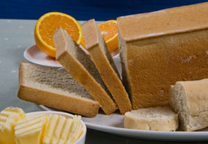 Millet bread. Photo courtesy of ICRISAT