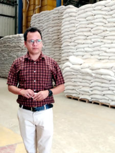 Right now, we have one thousand tons of pigeonpea packed and ready. We are hoping that soon a window will open up for sending several such batches to India. – Ashish Goswami, Manager, Export Trading Company Ltd. Tanzania