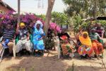 Kikatiti farmers who were motivated to grow pigeonpea. Photo: Jayashree B, ICRISAT