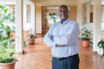 Dr Moses Siambi, Research Program Director - Eastern & Southern Africa and Country Representative, Kenya. Photo: Liam Wright, ICRISAT
