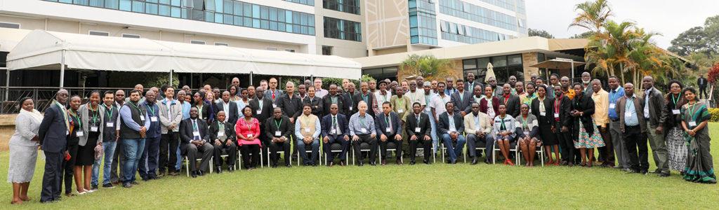 Participants of the workshop. Photo: ICRISAT