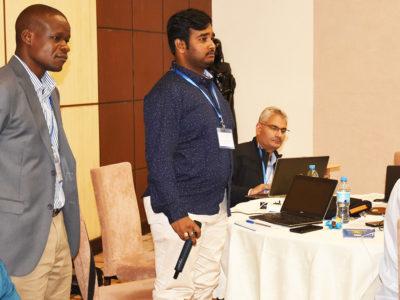 Workshop at Arusha, Tanzania Photo: ICRISAT