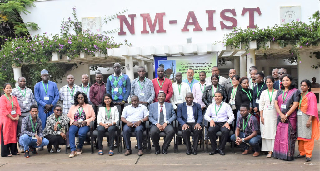 Participants at the workshop. Photo: ICRISAT