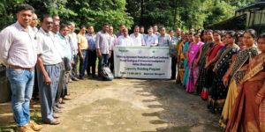 Capacity building program at Deogarh district, Odisha. Photo: IDC, ICRISAT