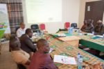 Participants at the laboratory management training workshop. Photo: ICRISAT