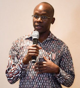 Dr Chris Ojiewo, Global Coordinator, Tropical Legumes III, HOPE II and AVISA