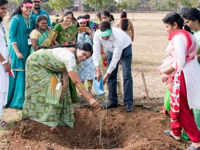 Photos: P Srujan, ICRISAT