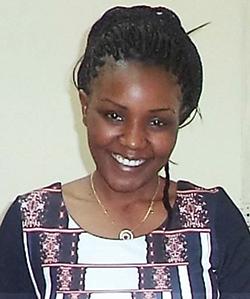 Dr Clarisse Umutoni, Livestock Scientist, ICRISAT WCA